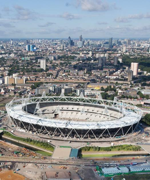 West Ham are also interested in the stadium