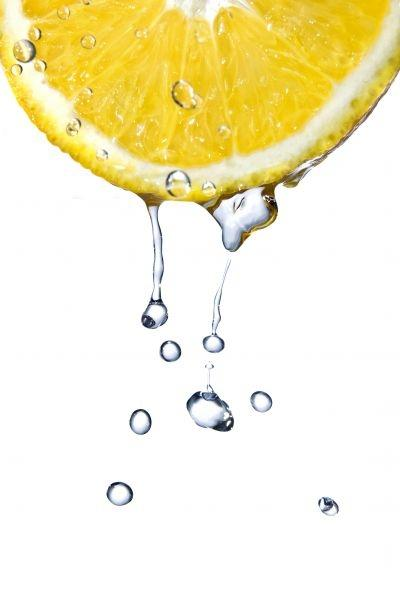 Rather than wasting lemons they can be used to clean the house.