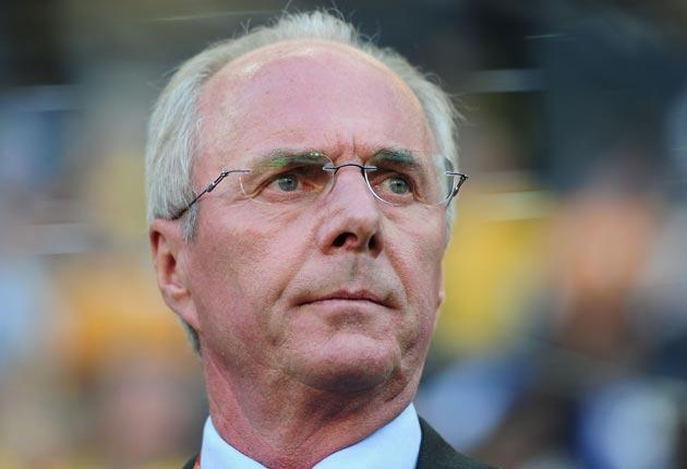 Sven Goran Eriksson has joined Leicester City on a two-year deal