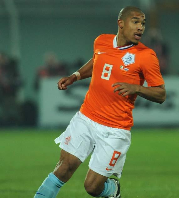 De Jong has been dropped by Holland