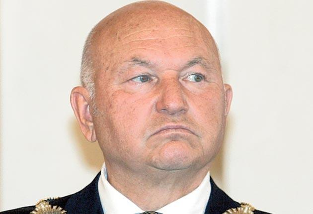 Moscow Mayor Yuri Luzhkov believes he was ousted from office because Moscow wanted their 'own man' in place for elections