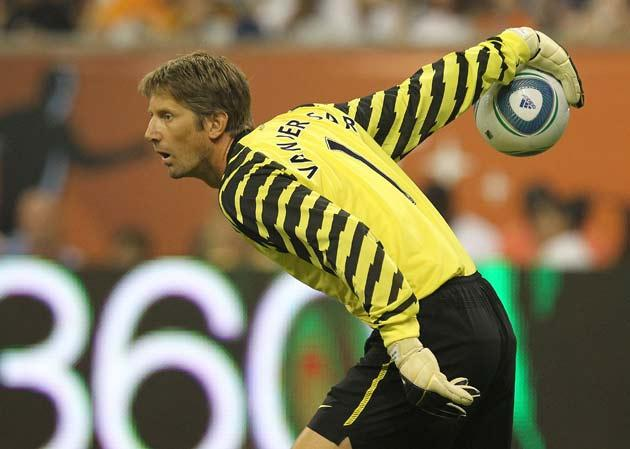 Van der Sar turns 40 this season