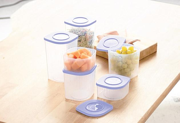 Tupperware was invented by Earl Tupper, who introduced the first sales in 1946