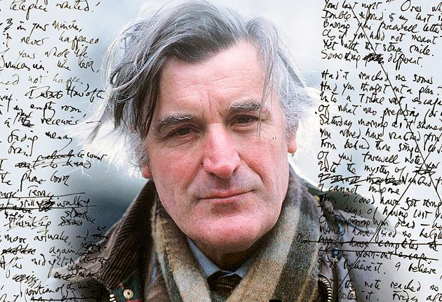 Ted Hughes's poem 'Last Letter' reveals his torment over the death of first wife Sylvia Plath