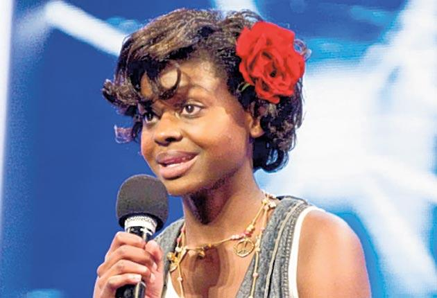 Rejected X Factor hopeful Gamu Nhengu could face deportation
