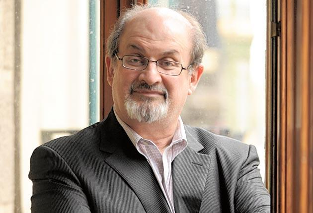 Salman Rushdie has been trying for about 15 years to get a film version of his novel off the ground
