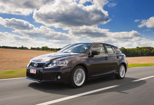 The Lexus CT200h promises much, but the reality is dated, dull and wooden