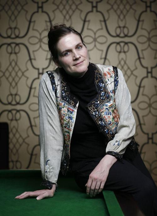 Sophie Fiennes: 'I'm going to the maximum place I can on each film'