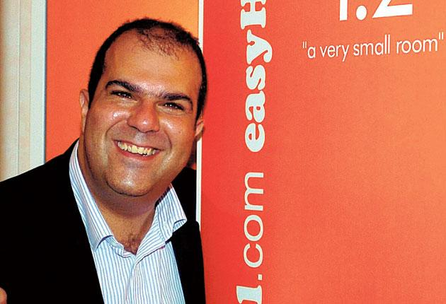 Stelios Haji-Ioannou, easyJet's founder, could receive £80m in licence fees in the next 10 years under a new deal