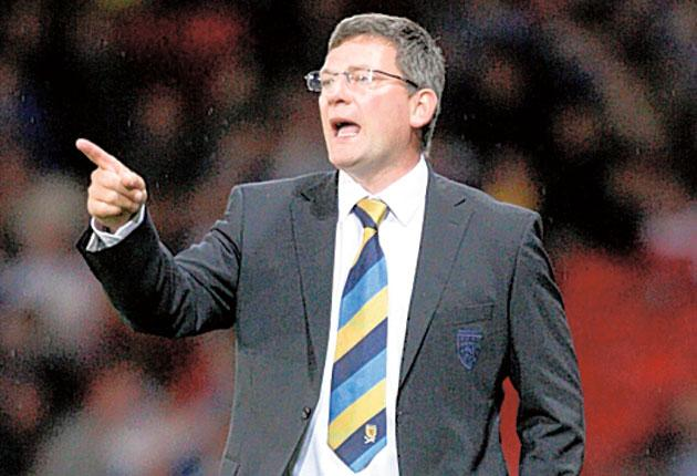Craig Levein said he is 'excited' about the prospect of taking on the might of Spain