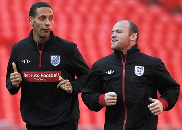 Rooney has been backed to shine by his United team-mate