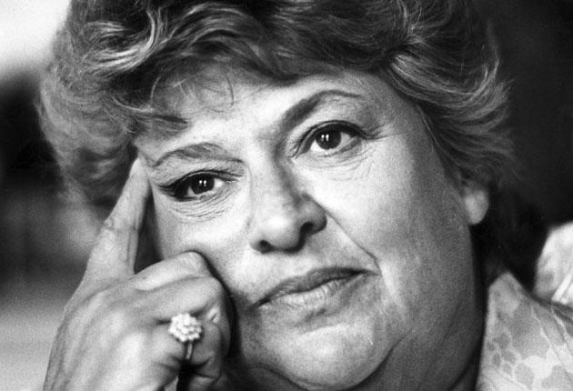 Because she had the common touch she was never taken as seriously as she deserved: Rayner in 1988