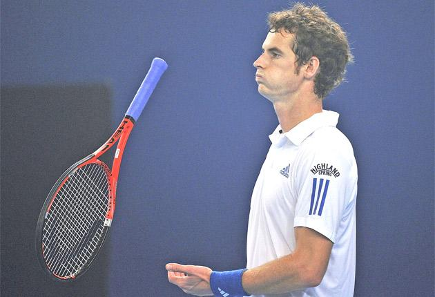 Andy Murray's target for the season is to reach the World Tour Finals in London