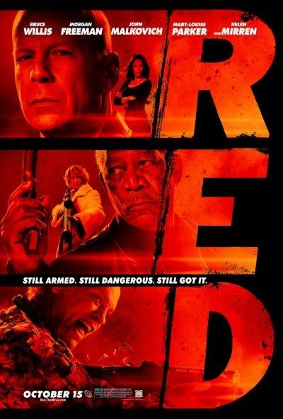 A 'Red' sequel is reportedly in the works.