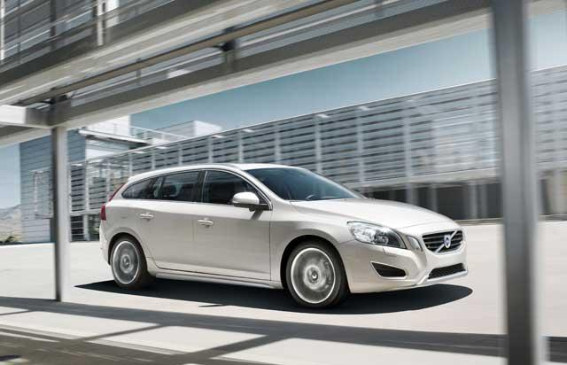Model makeover: The V60 represents a break with the past