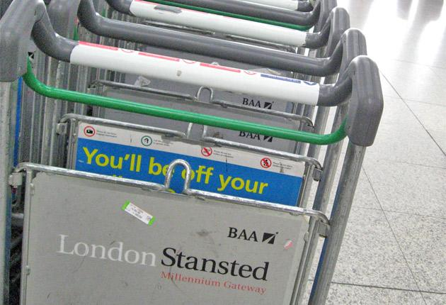 BAA says it will seek a Supreme Court appeal against the Stansted ruling