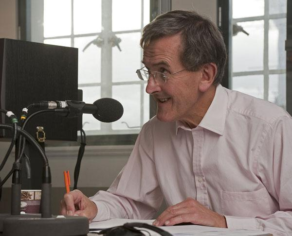 Past master: Neil MacGregor, the presenter of the unfailingly interesting 'A History of the World in 100 Objects'