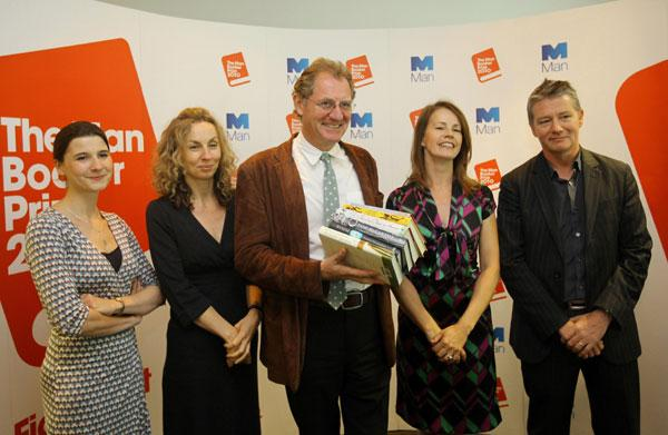 Andrew Motion, chair of the Booker judges, attacked cuts in funding at the award ceremony