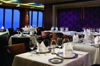 Menus in Holland America's restaurants will be designed by star chefs.