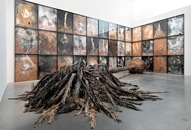 Tree for all: Anselm Kiefer's 'Palm Sunday'