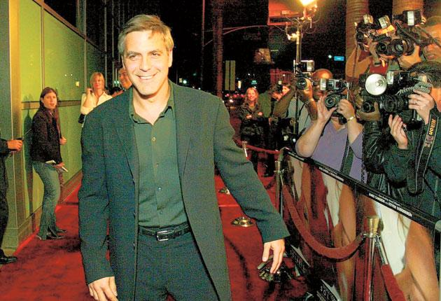 George Clooney took objection to the Stalker Maps service which posted the whereabouts of celebrities online