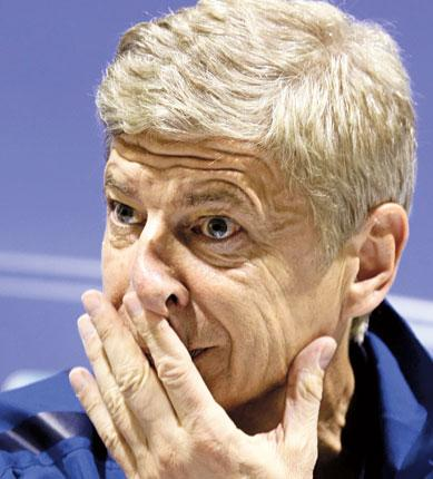 Arsene Wenger argues that the truth can sometimes be sacrificed