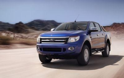 Ford's new Ranger has been unveiled at the Australian International Motor Show.