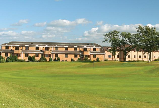 You could be the lucky winner of two nights' B&B in a double room at the Westerwood Hotel & Golf Resort