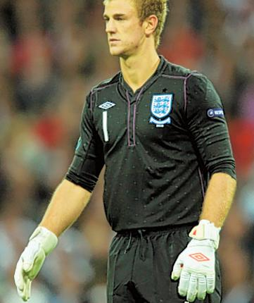 Foolish Hart: Joe Hart was partying 36 hours before joining up with England