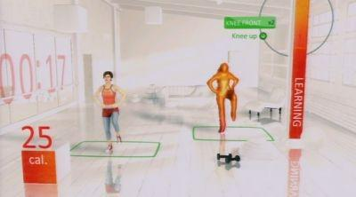 'Your Shape: Fitness Evolved' offers fitness feedback in real-time.