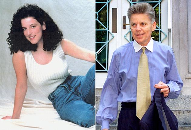 Chandra Levy, left, had an affair with the former congressman Gary Condit