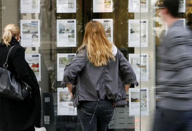 Lost generation: First-time buyers are struggling to get on to the bottom rung of the property ladder