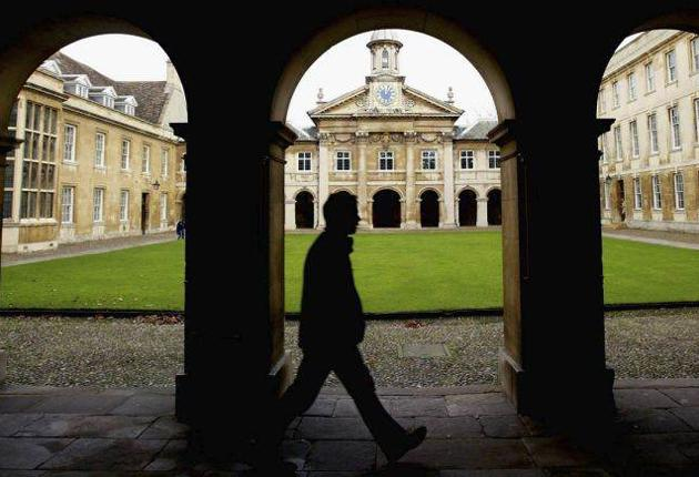 There had been fears that universities such as Cambridge could have charged fees of £12,000