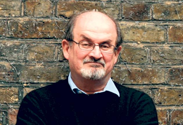 Sir Salman Rushdie says: 'I have waited a long time to write this. I'm ready now.'