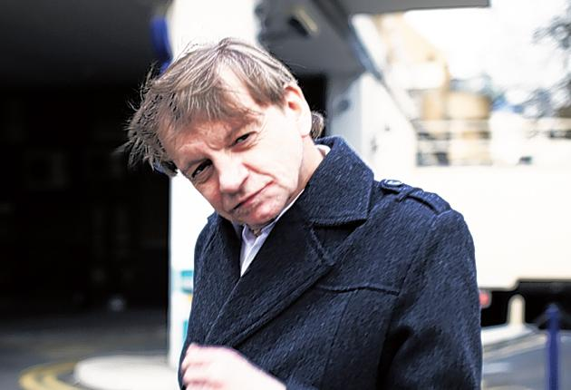 Mark E Smith complained of The Fall's continuing popularity with festival crowds
