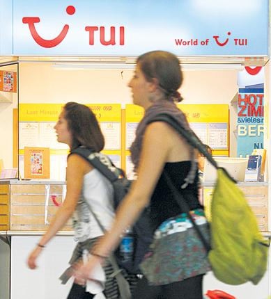 TUI Travel's profits were decimated by an accounting mistake