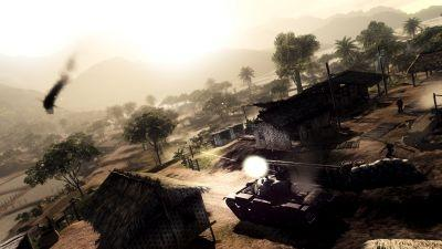 Players of 'Battlefield: Bad Company 2' will be familiar with the swamps of 'Vietnam'