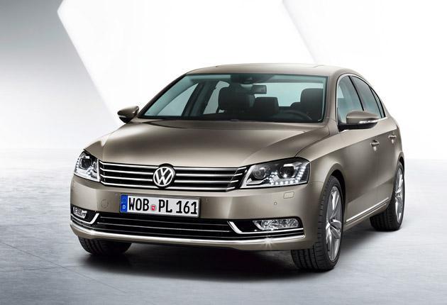 Civilised: VW's Passat lights no emotional fires but does a fine job