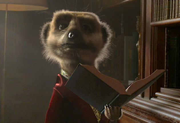 There's something about his accent and indignation that has made the meerkat Aleksandr Orlov part of the zeitgeist in these cynical times