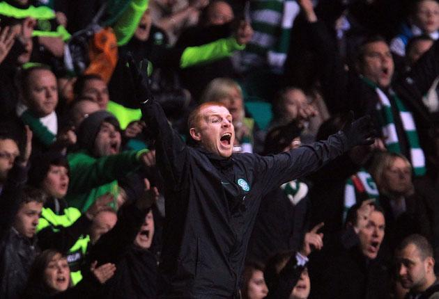 This is Neil Lennon's first full season in charge of Celtic, while it is Walter Smith's last at Rangers