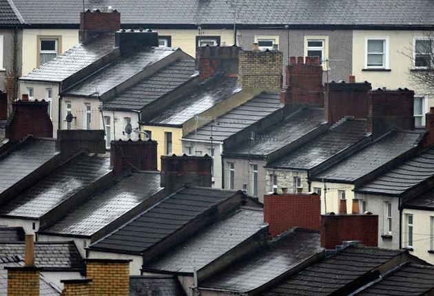 Gloomy statistics reveal that mortgage lending grew at its lowest rate for 10 years last month