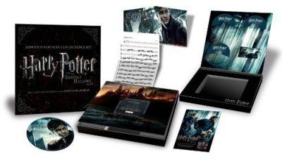 'Harry Potter' collector's edition soundtrack box set
