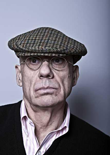 Ellroy says: 'I don't have a house; I have a divorce pad. It's where I go when women divorce me'