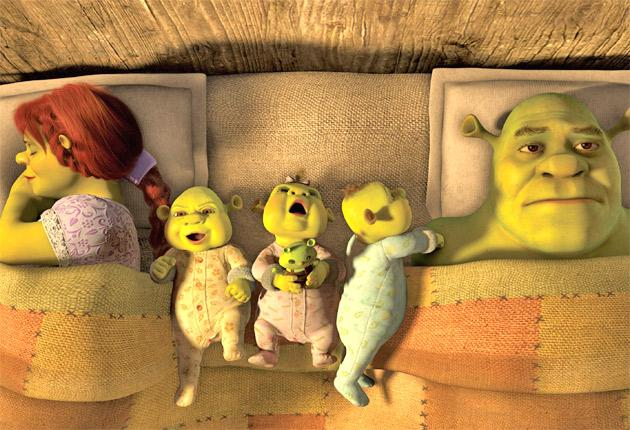 'Shrek Forever After' helped box-office sales to rise by 8.3 per cent at Cineworld