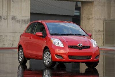The Toyota Yaris was one of the most reliable vehicles.