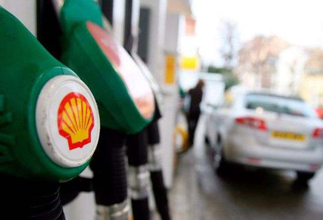 Profits at Royal Dutch Shell boomed, thanks to increased production and sharp rises in the price of oil