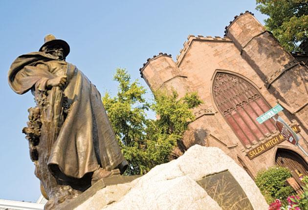 Scare story: Salem Witch Museum