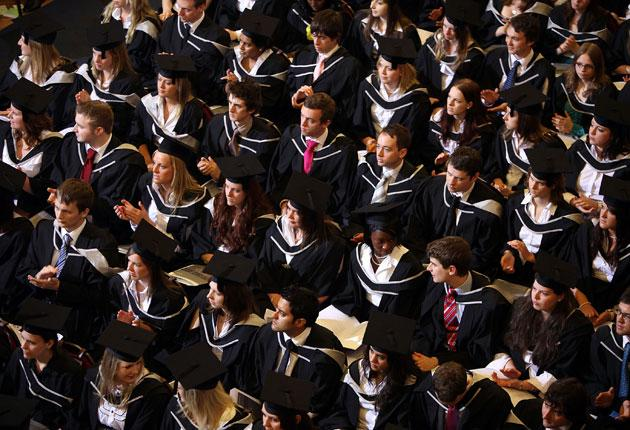 Ever higher fees will leave future graduates with massive debts