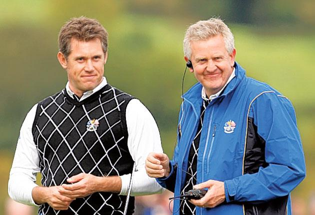 Colin Montgomerie on Westwood's elevation: 'Once you reach No 1 you've got to improve because the standard behind you is always improving'