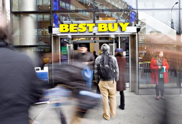 Best Buy – famous for its Big Box shops – is now to tackle its high street rivals online